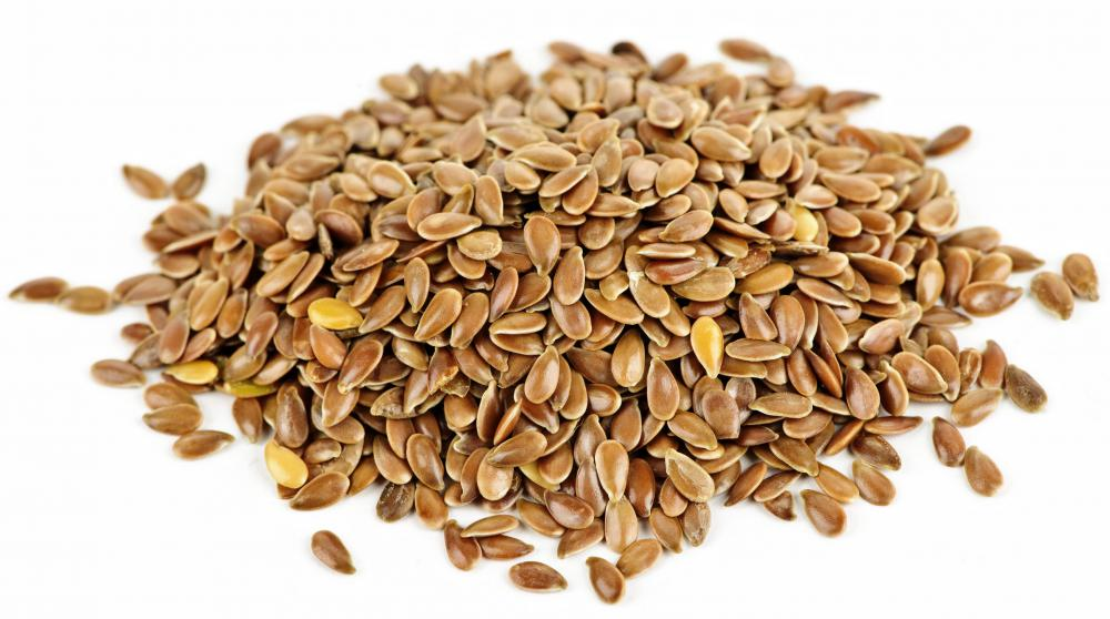 What Are Flax Seeds With Pictures