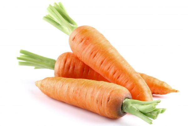 What is a Maroon Carrot with picture