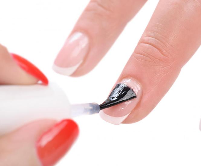 How To Apply Uv Gel Nails With Tips
