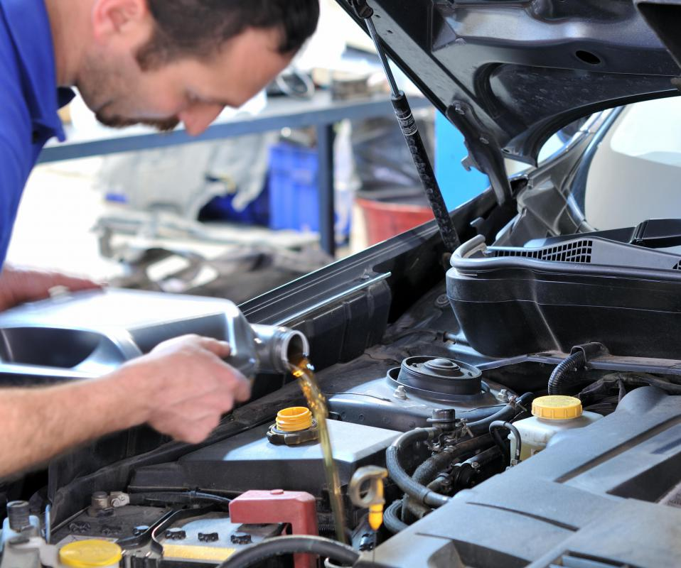 What Is Vehicle Maintenance With Pictures