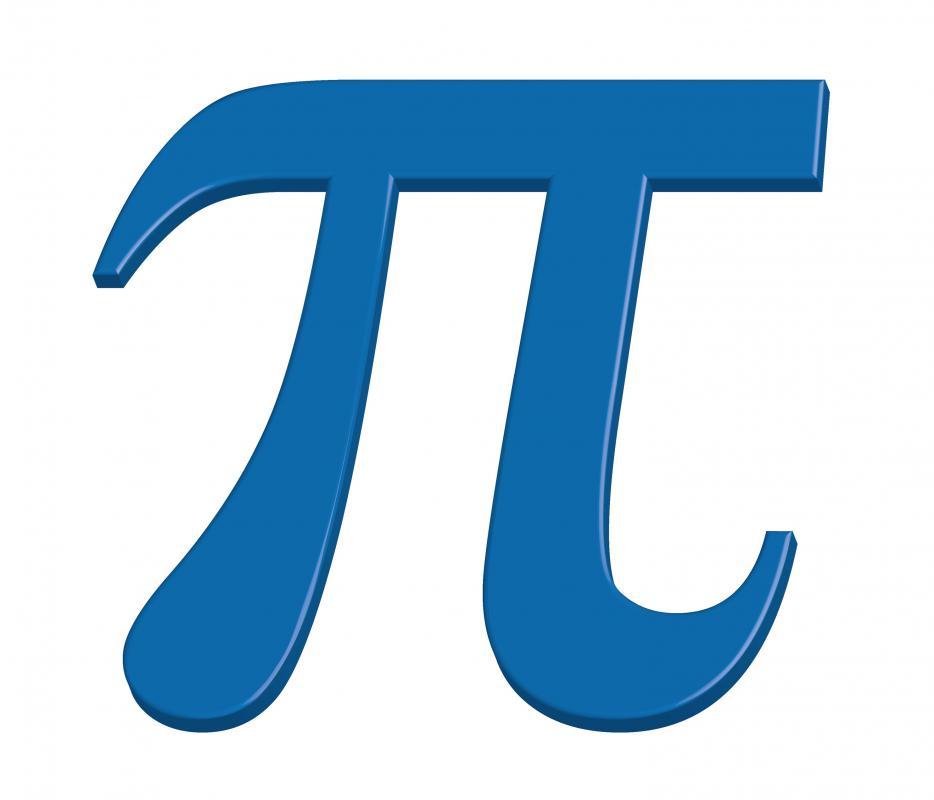 Símbolo para o pi