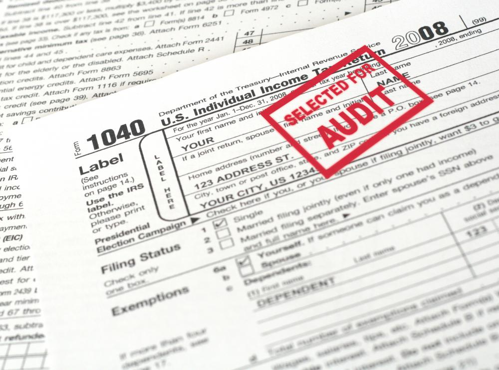 What Is Tax Audit Defense With Pictures