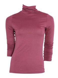 A turtleneck made with modal fabric.