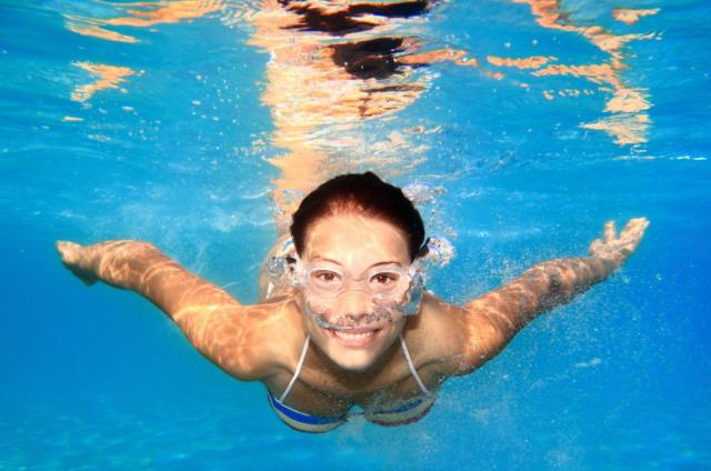 Using Swimming as a Back Pain Remedy by palmpoolsandspas.com.au
