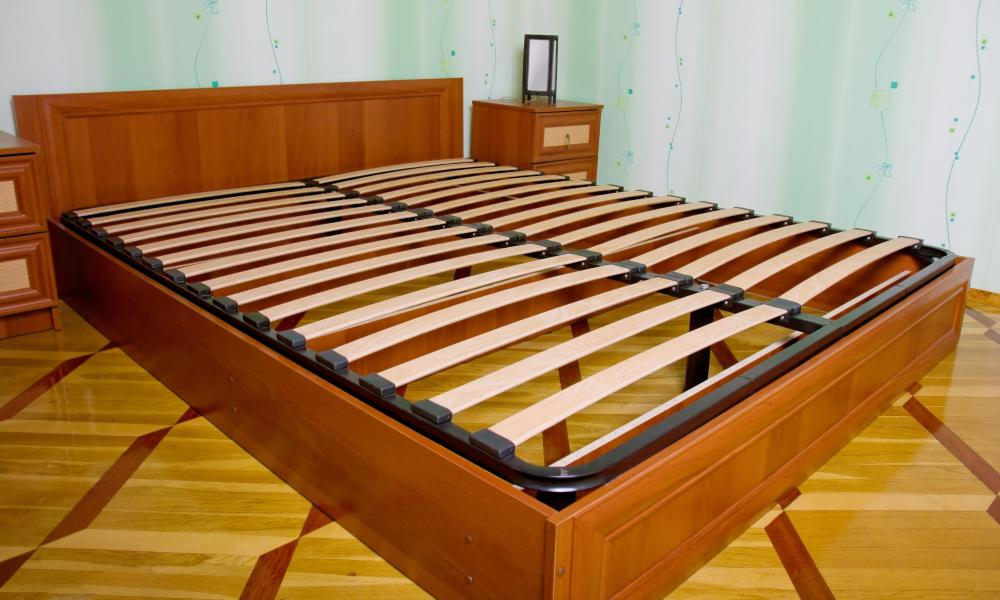 What Are Slat Beds With Pictures