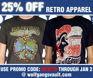 New Year's Apparel Sale