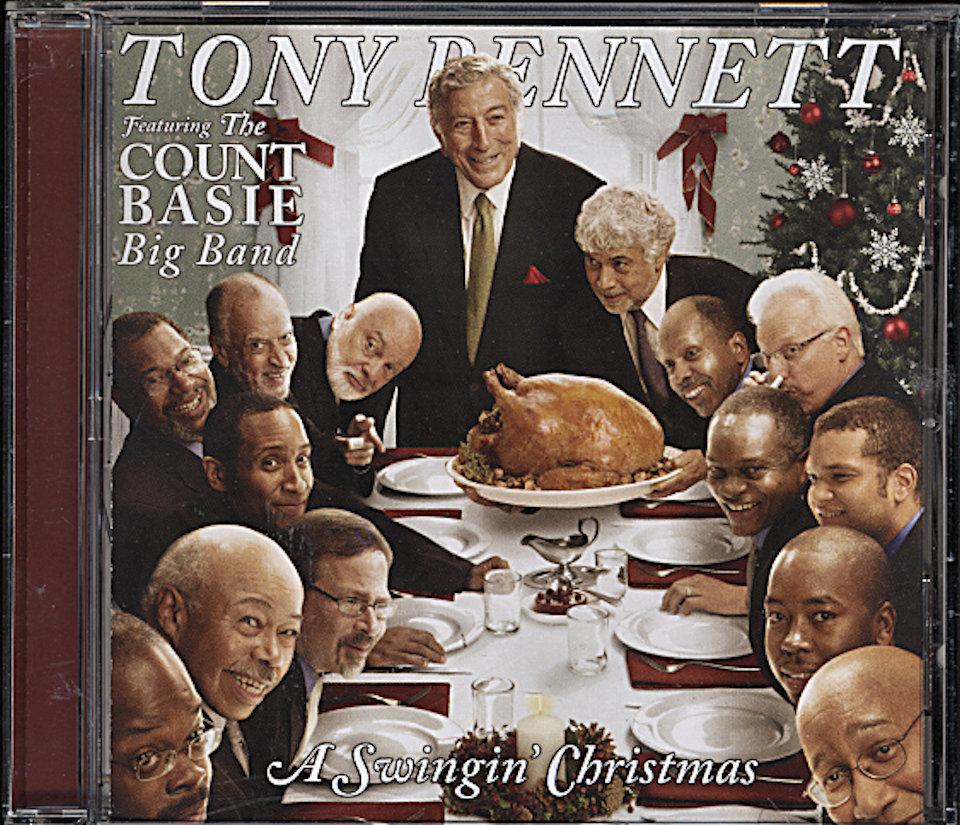tony bennett cd christmas swing