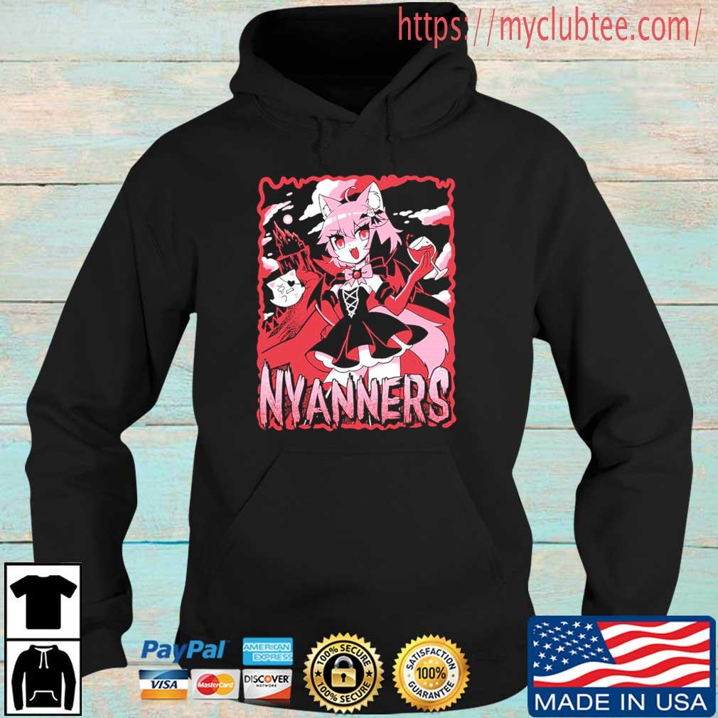 Howard r hurst sr, 60, departed this life on friday, august 20, 2021 at his residence. Vshojo Official Nyanners Halloween 2021 Shirt, hoodie, sweater, long sleeve and tank top