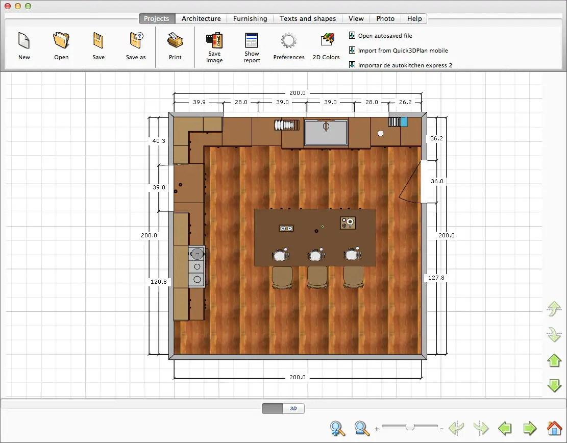 Best Kitchen Design Software Mac