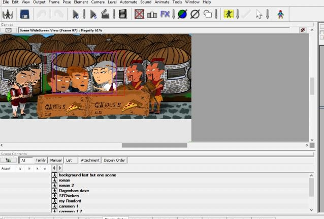 2d frame by frame animation software | Allcanwear org