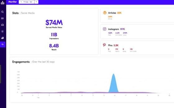 upinfluence  influencer marketing platform