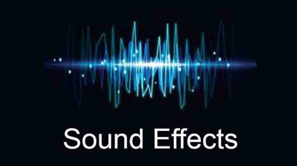 How to Add Sound Effects to Video