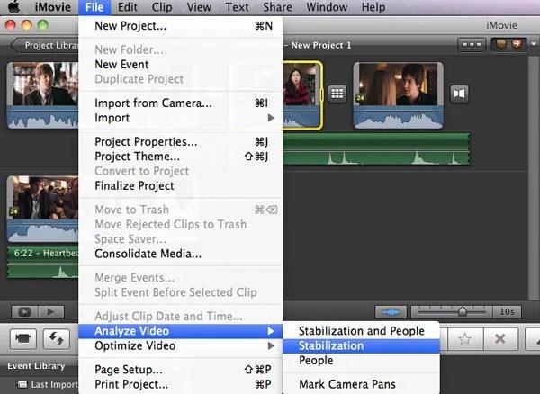 Cara Edit Video Dengan iMovie