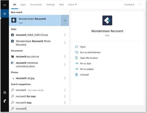 Wondershare Recoverit Pro 9.0.9.5 Crack & Registration Code [MAC-Win]