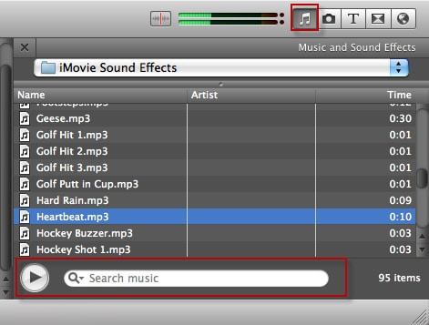 iMovie Sound Effects - How to Add Sound Effects in iMovie ...