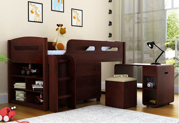 buy space saving beds for small rooms