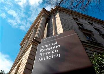 (AP Photo/Susan Walsh, File). FILE - This March 22, 2013 file photo shows the exterior of the Internal Revenue Service building in Washington.