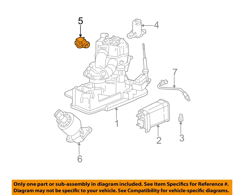GM OEM-MAP Manifold Absolute Pressure Sensor 12614973