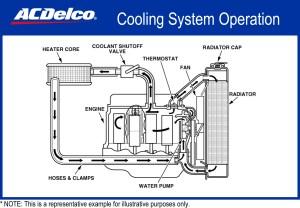 Engine Water Pump ACDELCO PRO 252711 | eBay