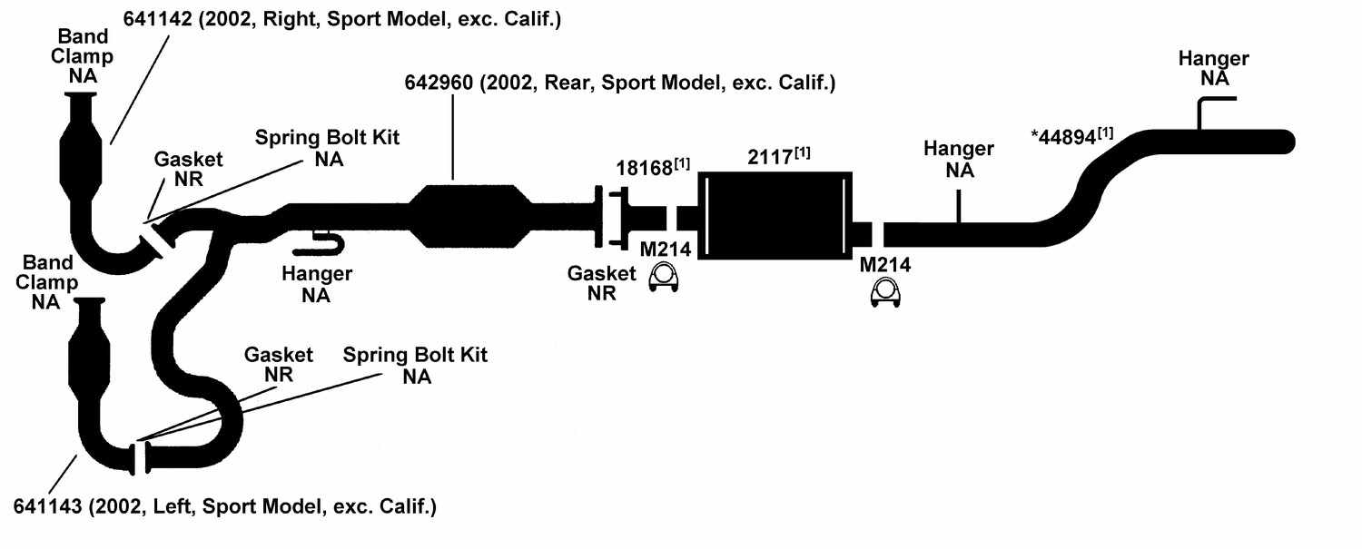 2004 Jeep Grand Cherokee Exhaust Diagram