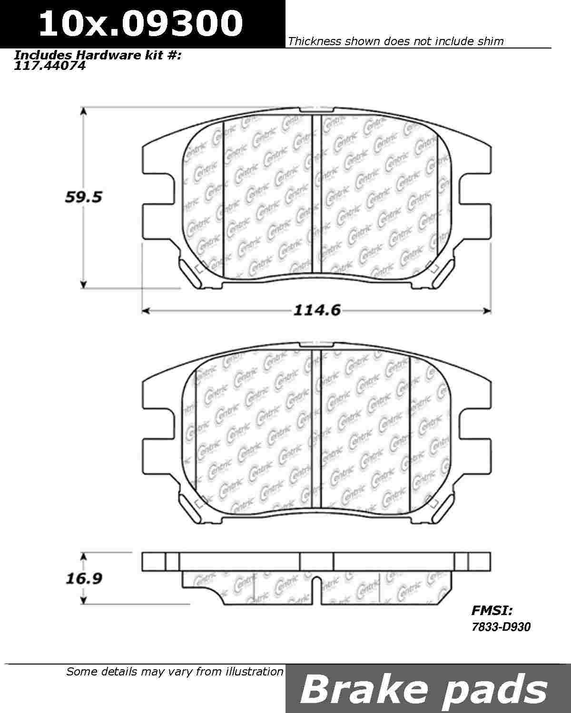 Lexus Rx300 Brake Pads From Best Value Auto Parts