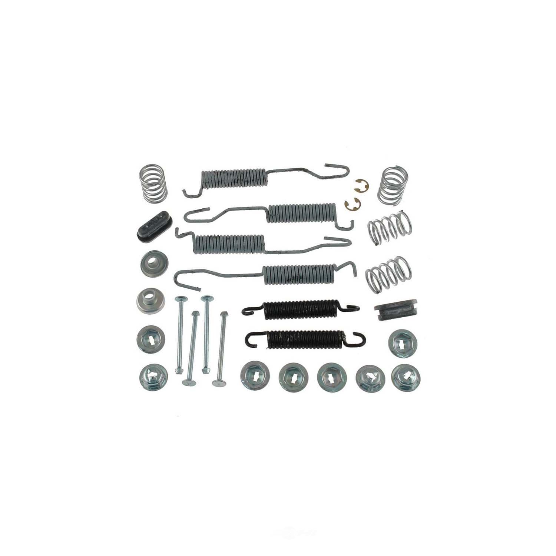 Drum Brake Hardware Kit Rear Carlson H Fits 60 62 Chevrolet Bel Air
