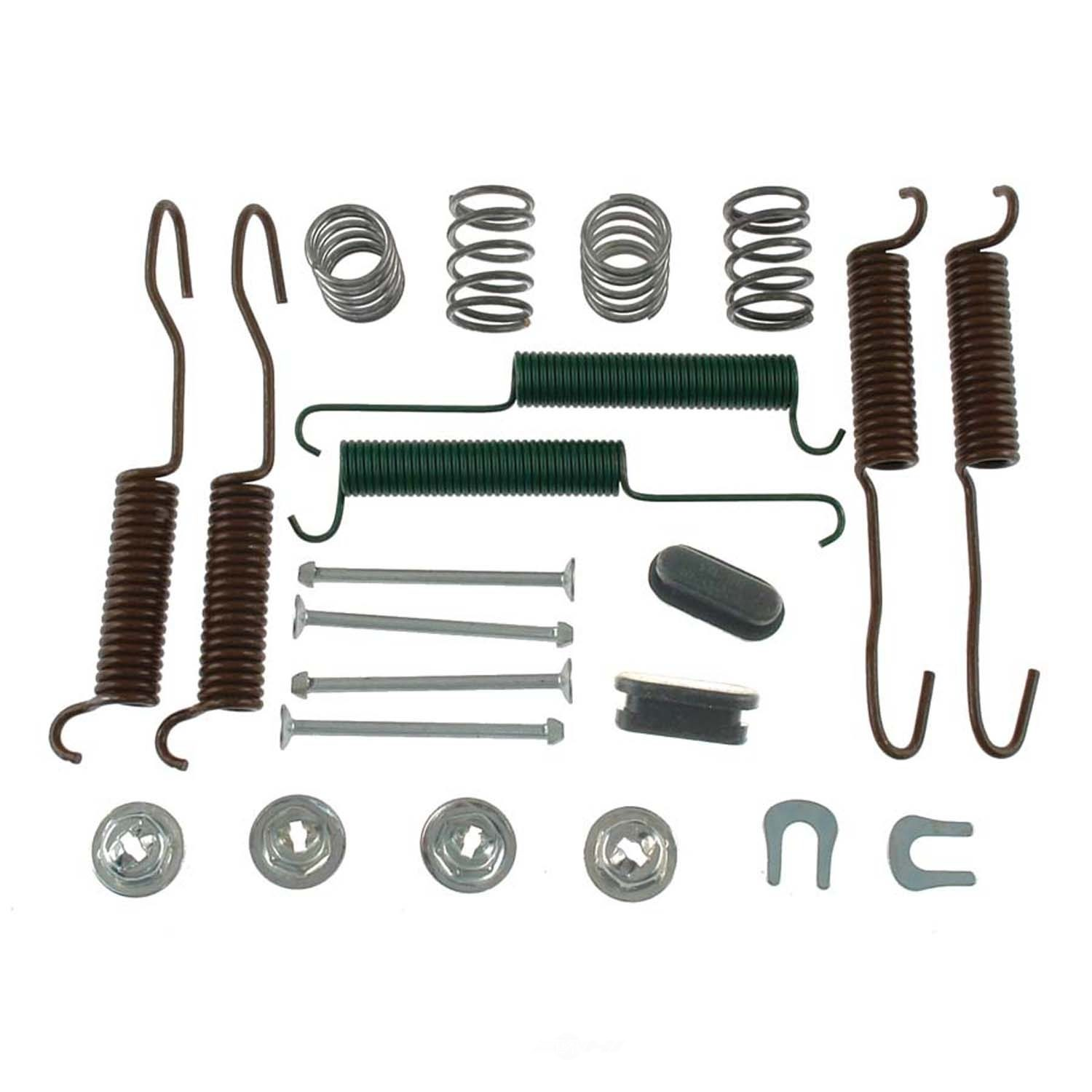 Dodge Pickup Ram Drum Brake Hardware Kit From Best