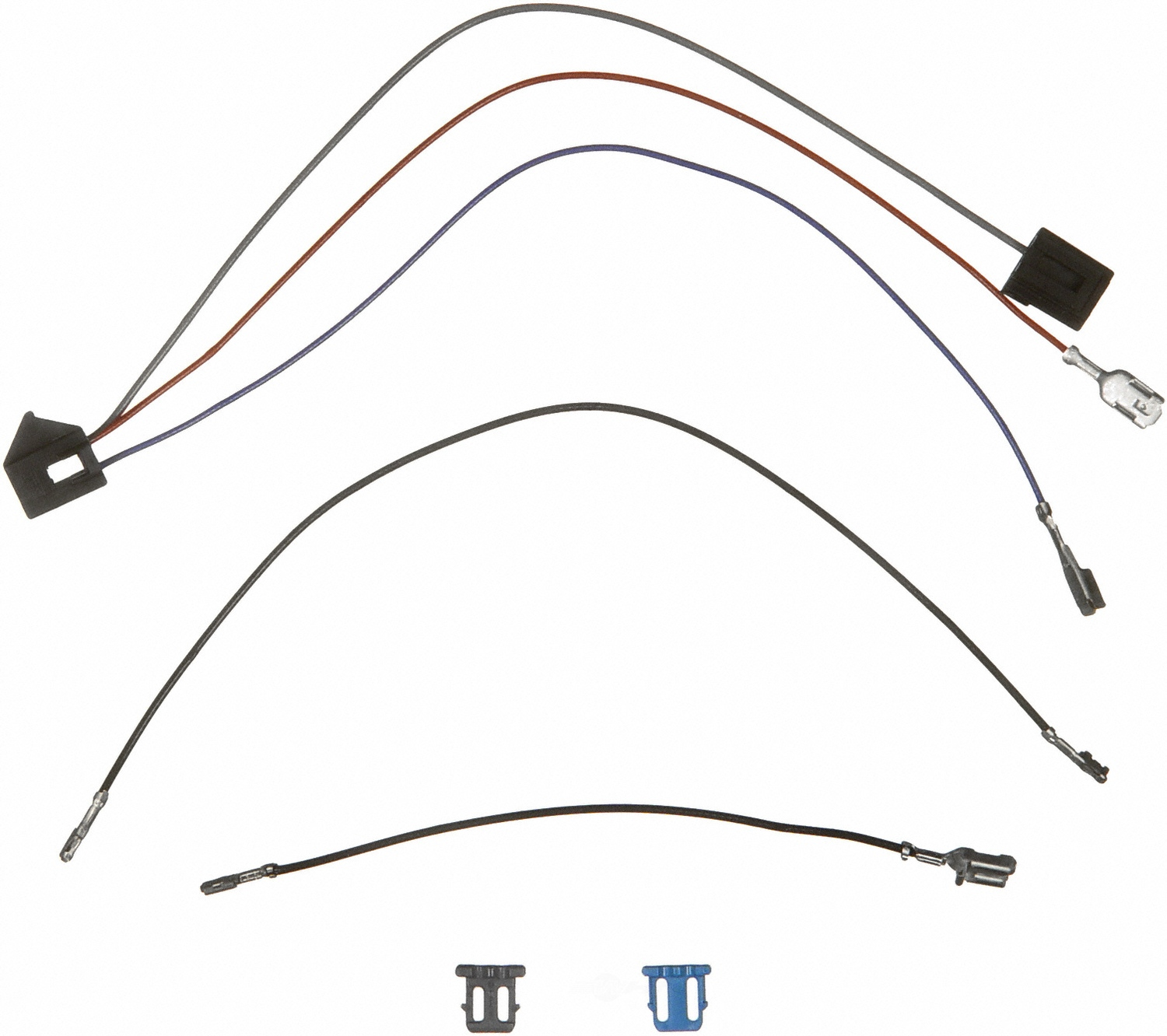 Fuel Pump Wiring Harness Carter 888 536