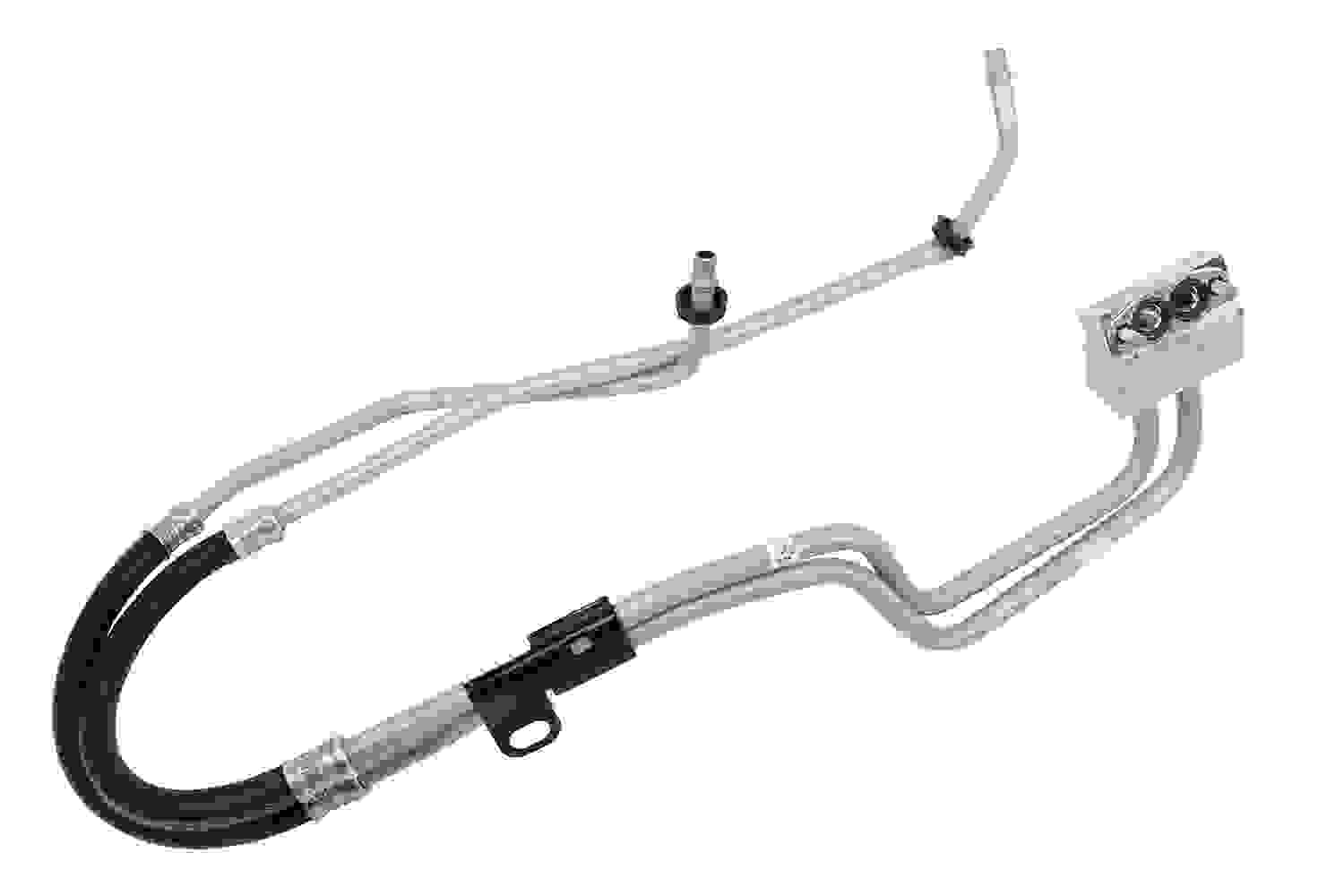 Engine Oil Cooler Hose Assembly Acdelco Gm Original