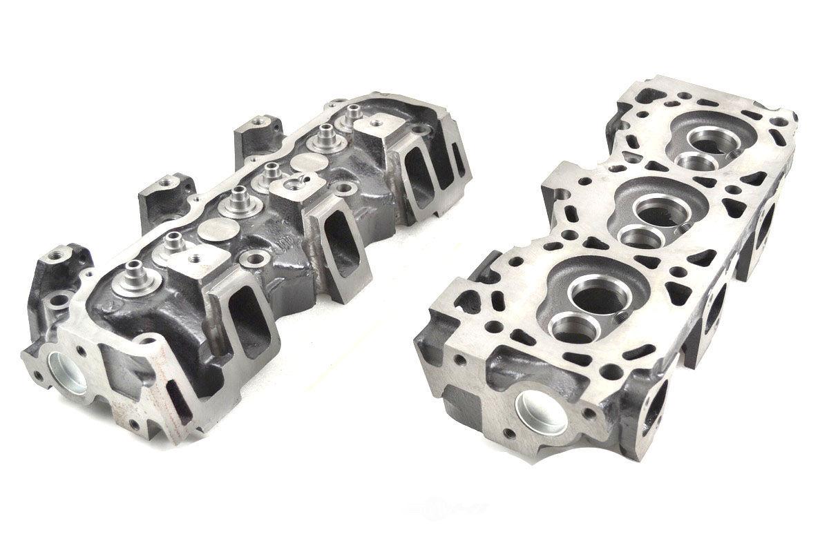 Engine Cylinder Head Itm 60 Fits 90 94 Ford Aerostar