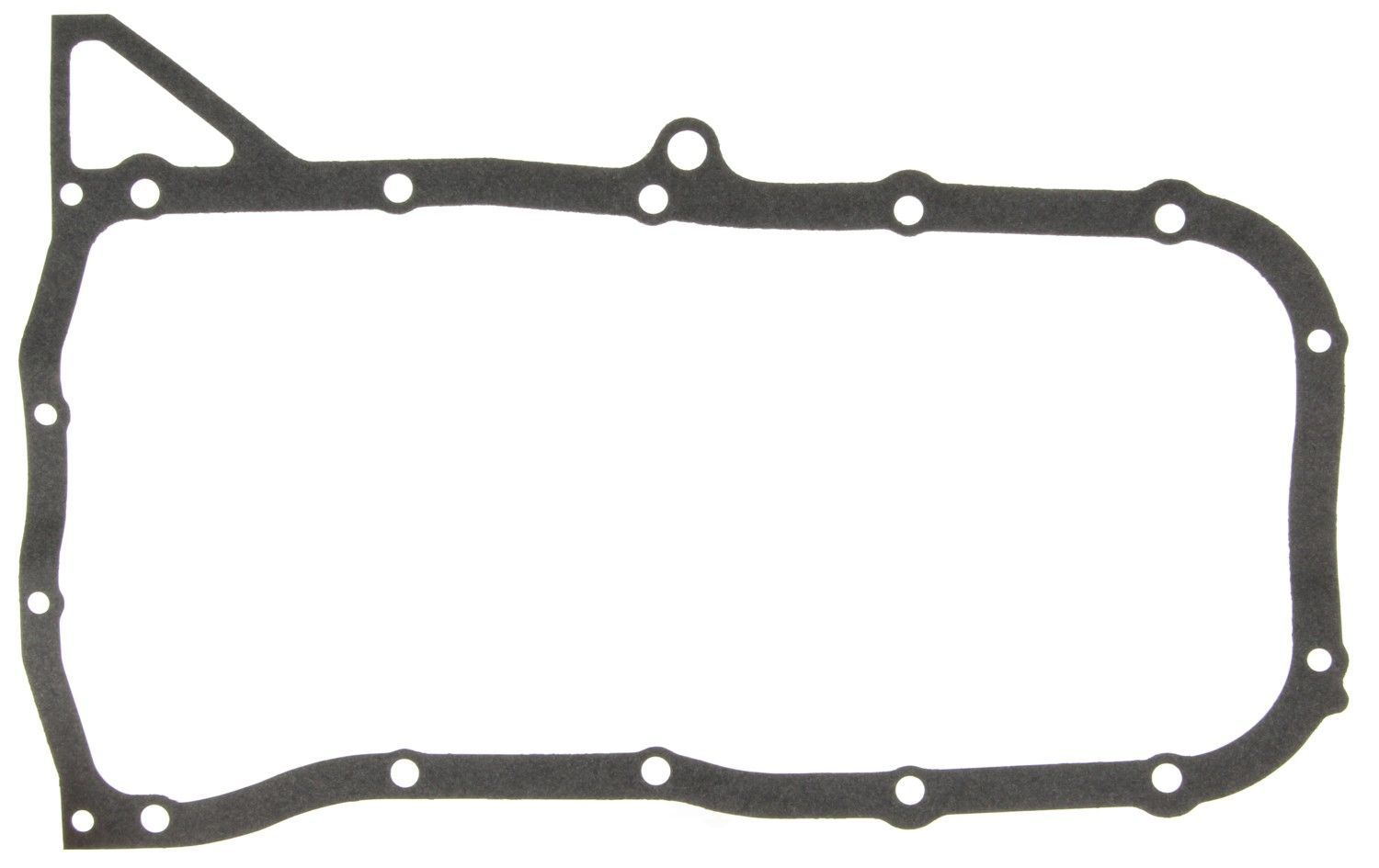 Engine Oil Pan Gasket Mahle Os Fits 93 01 Nissan
