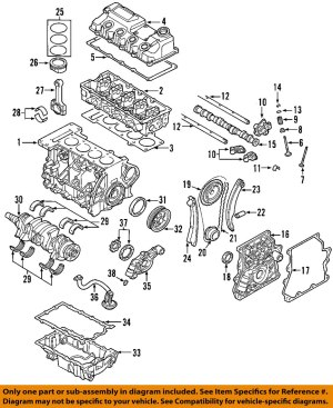 MINI OEM 0206 Cooper Engine Oil PumpControl Valve