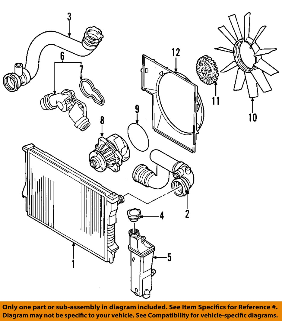 12 on diagram only genuine oe factory original item