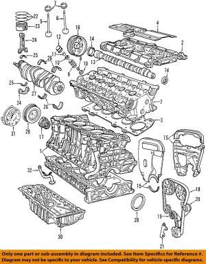VOLVO OEM 0007 V70Engine Oil Pump 30650144 | eBay