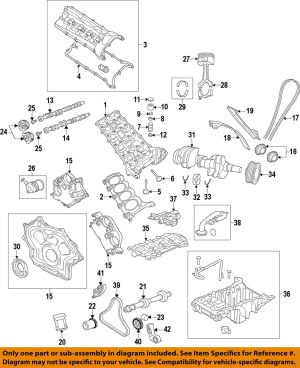 LAND ROVER OEM 1016 Range Rover SportEngine Timing Cover