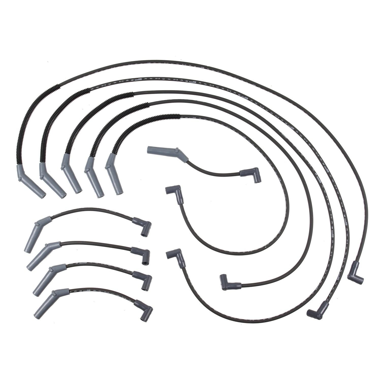 Spark Plug Wire Set Prestolite Fits 94 03 Dodge Ram