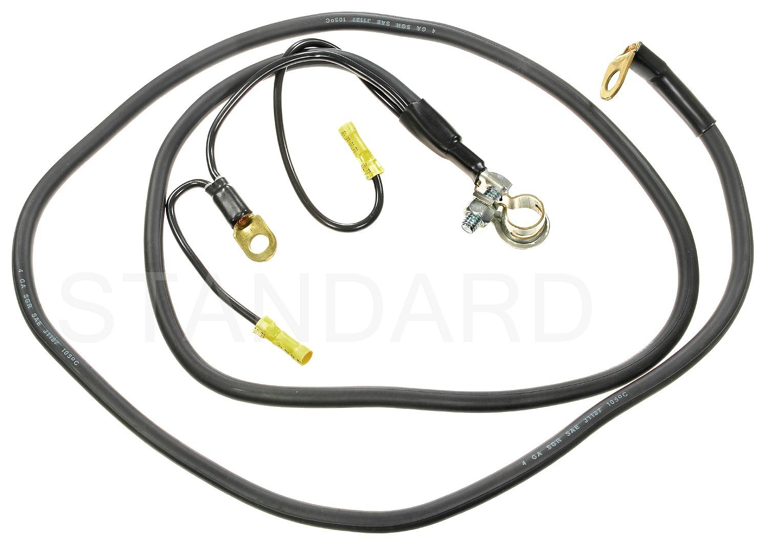 Battery Cable Standard A62 4tc Fits 96 98 Ford Mustang 4