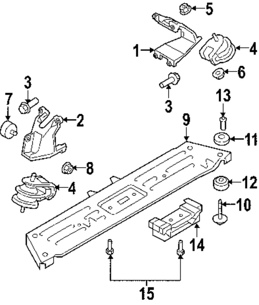 Diagram of where hoses go on a 2003 f150 ford also isolated ground wiring system diagram