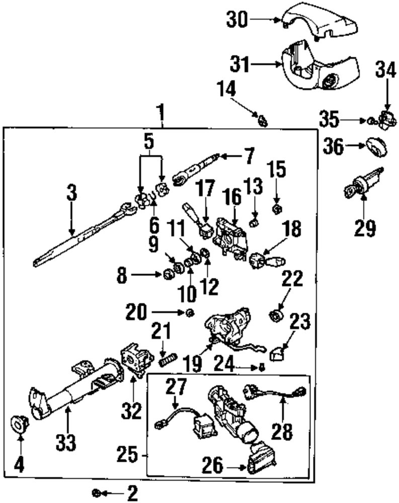 Genuine daewoo coupling bolt dae 0911708005