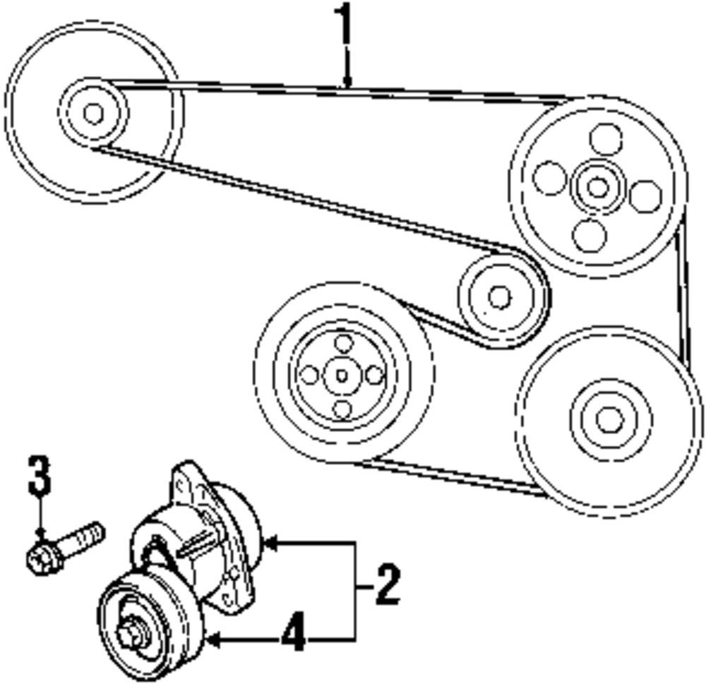 1997 Holden Barina Wiring Diagram