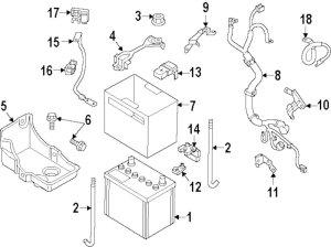 Mercedes W108 Engine Parts Diagram  Best Place to Find
