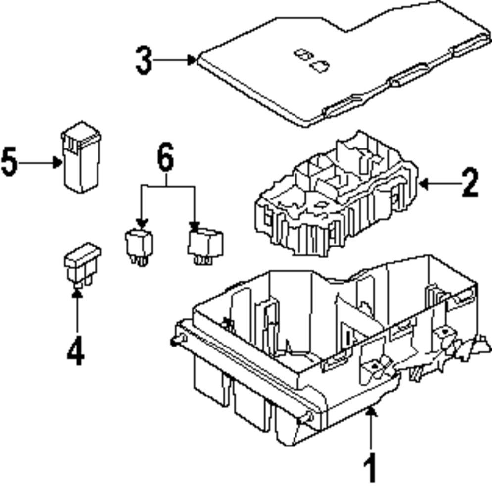 Genuine land rover mini fuse ran lr003733