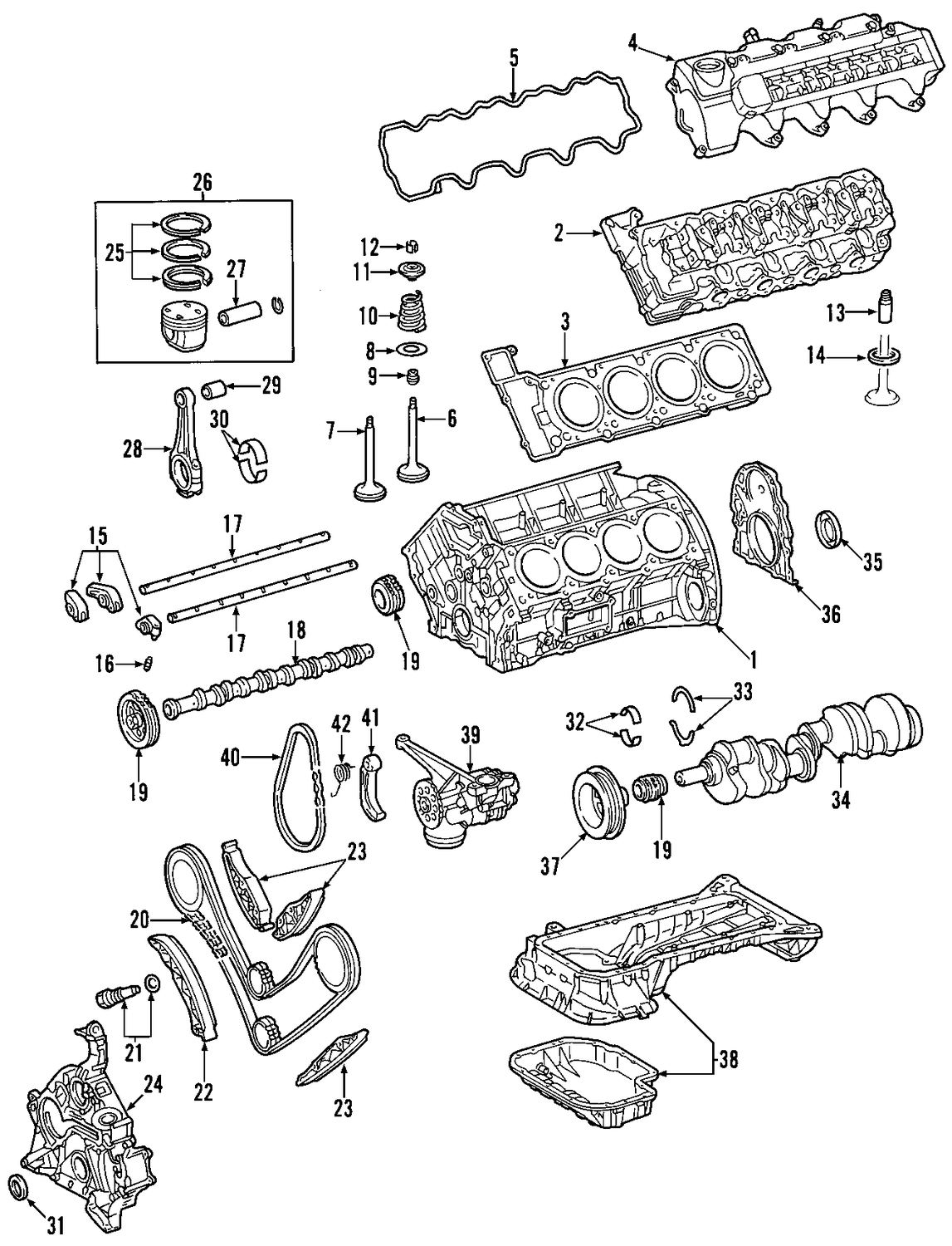 Mercedes Sprinter Engine Diagram