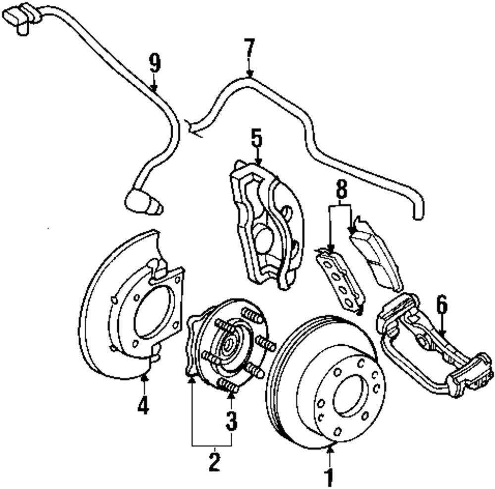 Genuine chevrolet wheel bolt che 11588810