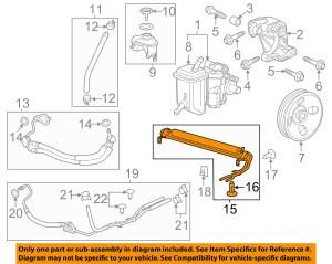 Chevrolet GM OEM 1213 Impala SteeringPower Steering