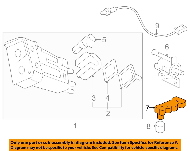GM OEM-MAP Manifold Absolute Pressure Sensor 12592016