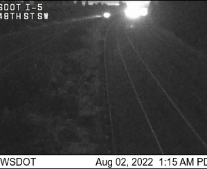 148th St SW, I-5 traffic camera