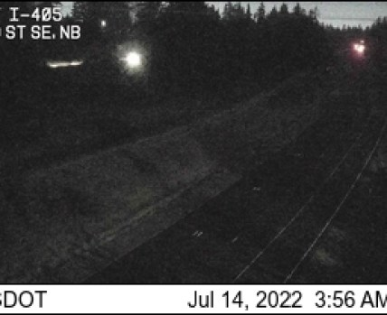 204th St SE, NB I-405