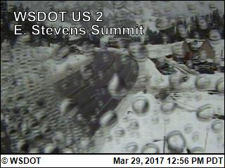 US2 E Stevens Pass Summit