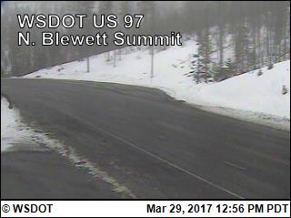 US97 N Blewett Pass Summit